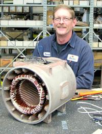 motor rewinding greensboro