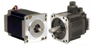 differences between servo motors and stepper motors