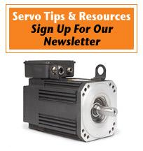 More Servo Motor Resources · Sign Up For Our Newsletter