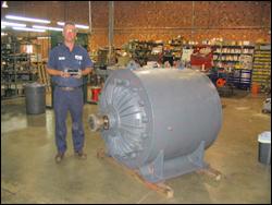 Greensboro Electric Motor Repair Servo Motor Repair