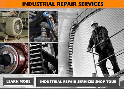 Servo Motor Repair Industrial Repair Services Tigertek