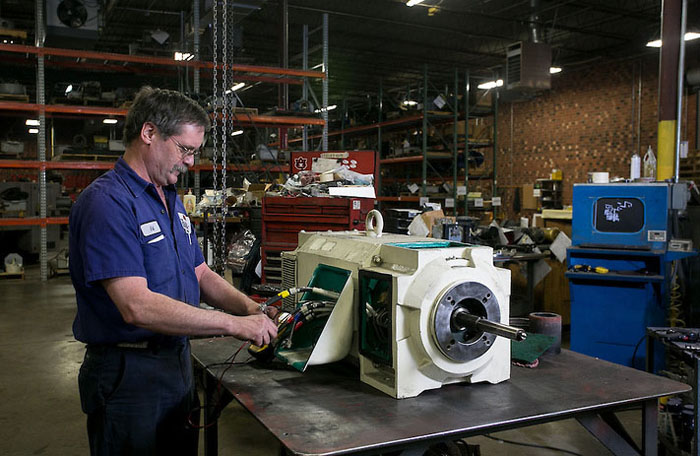 Industrial Equipment Services Shop Tour