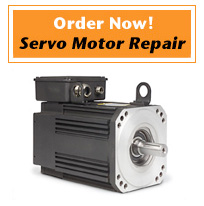 Servo Motor Repair services and stepper motor repair services by TigerTek - your nationwide servo repair experts