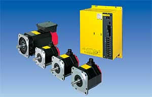 Fanuc AC Servo Repair - Bi (Beta-I) series servo motors