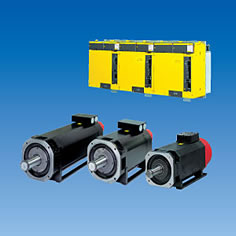 Fanuc AC Servo Motors - Repairs on aiS series (large industrial servo motors)