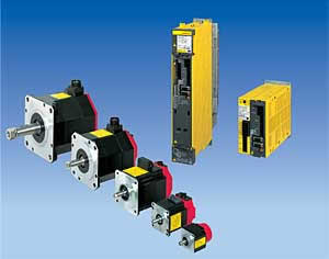 Fanuc Linear Servo Motor Repair - LiS series