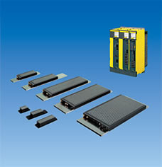 Fanuc Servo Motors Repaired - Synchronous Built-In Servo Motors, DiS series